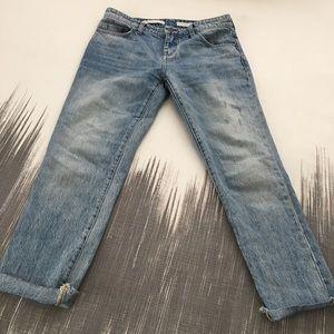 Anthropologie Jeans - Pilcro Hyphen Mid Rise Boyfriend Jean